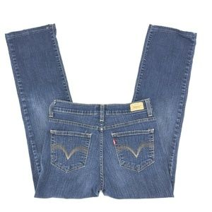Levi's Jeans - Levi's Perfectly Slimming 512 Straight Jeans Sz 8M